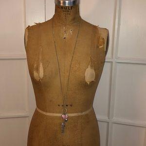NWOT Paparazzi Valentine's heart necklace